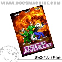 Doc's Angels ChromaPrint