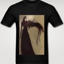 """TAKO"" T Shirt for Men (Black)"