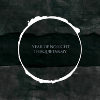 Year of No Light / thisquietarmy - split/collaboration CD