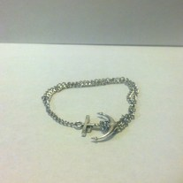 Chain Anchor Bracelet