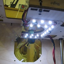 Makerbot Lighting Kit - White LEDs