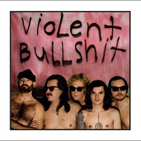 VIOLENT BULLSHIT - 'ADULT PROBLEMS' LP (VIOLENT RESPONSIBILITY)
