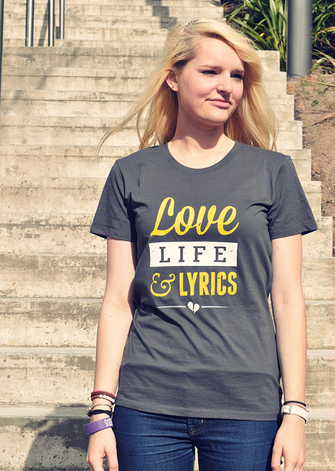 Love, life & lyrics