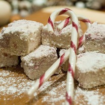 Organic Hand-Made Vegan Marshmallows