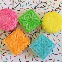 Medium Mooncake Squishy