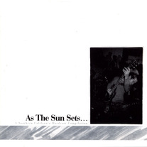 "Various Artists ""As the Sun Sets"" CD"
