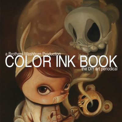 Color ink book volume sixteen