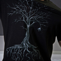 The Last Leaf  Unisex T-Shirt