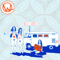 "Wide Angles""Smile More"" LP"
