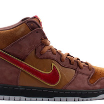 NIKE DUNK HIGH CIGAR CITY 313171-262