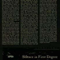 Silence in First Degree vs. Kenji Siratori - Wicked Translations For The Stomachache Paranoia MC