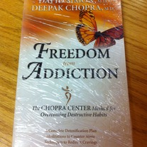 Freedom from Addiction by David Simon & Deepak Chopra