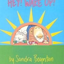 Hey! Wake Up! By Sandra Boynton