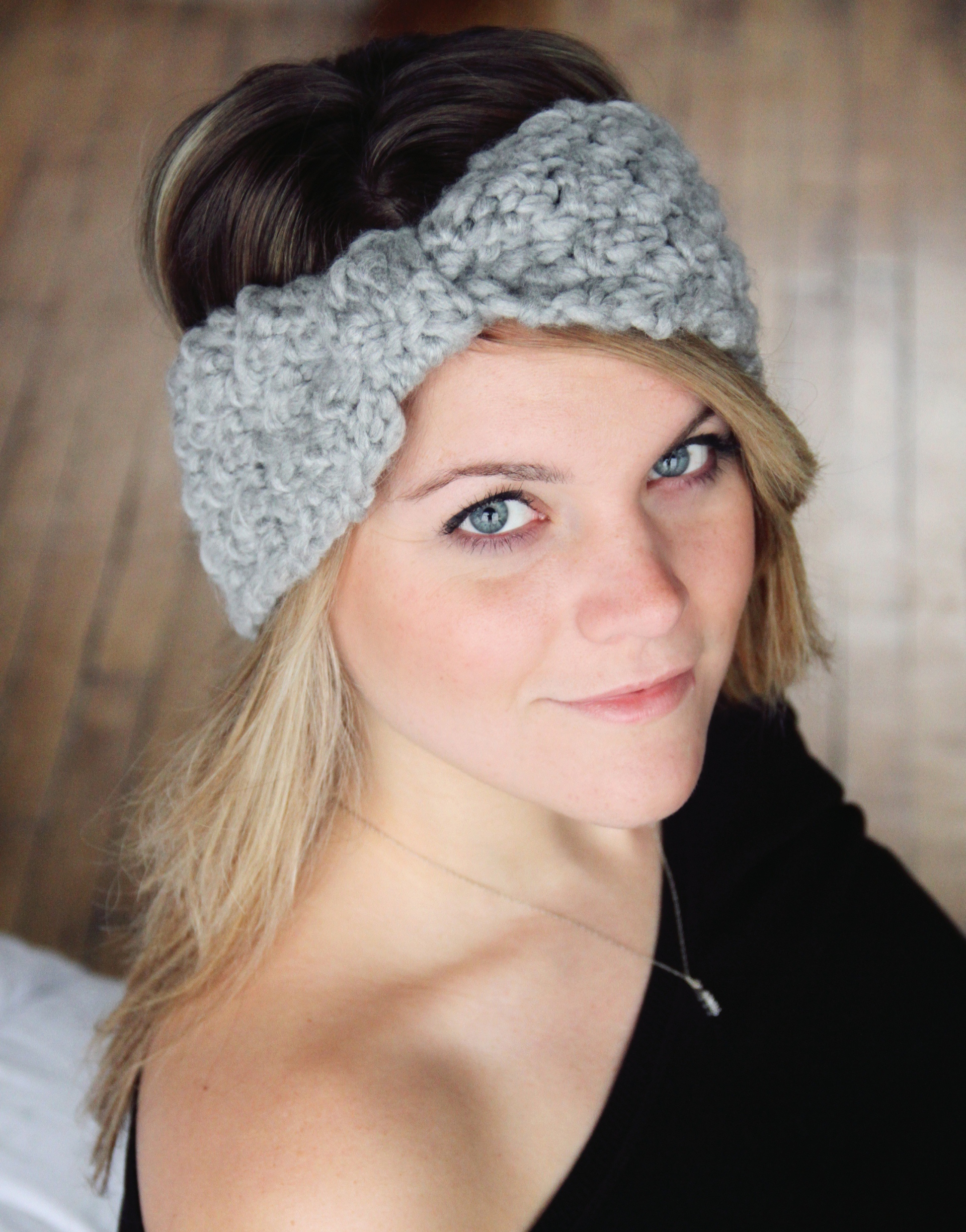 Headband CROCHET PATTERN Hat BEGINNER The Pamela ? Jocelyn ...