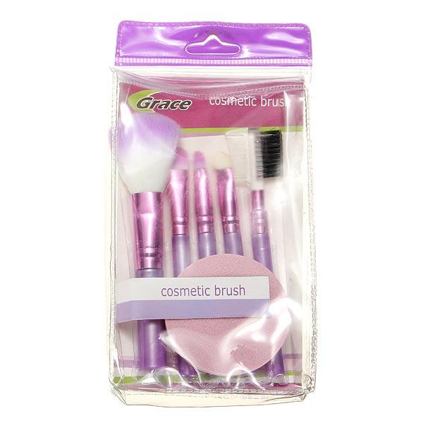 Pearly Pastel Makeup Brush