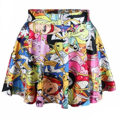 Adventure time skirt