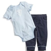 Baby Guess 4-Piece set- Boy