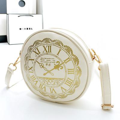 Vintage clock bag