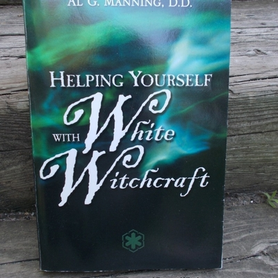 White witchcraft book