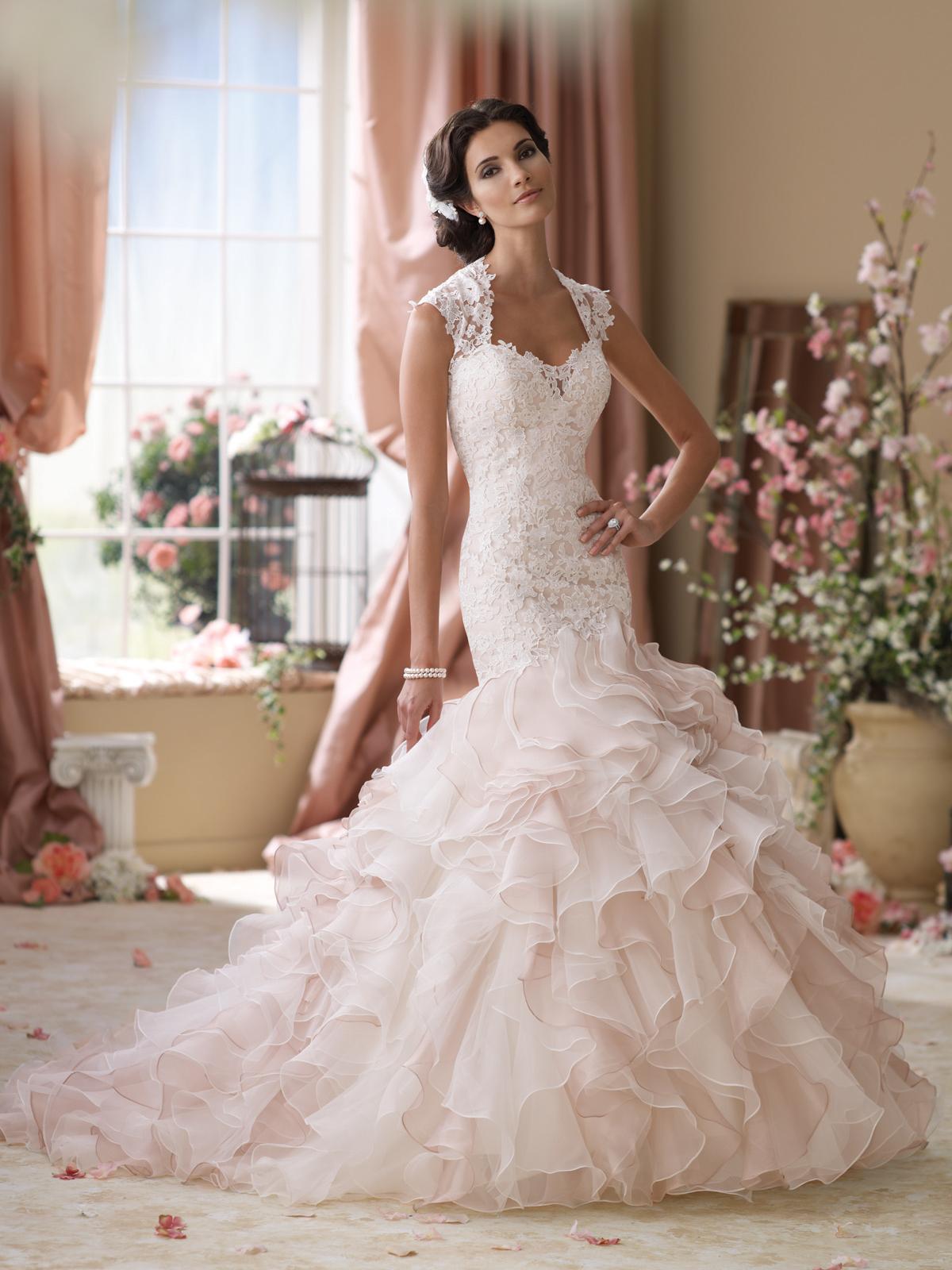 David Tutera Mon Cheri Gown #114276 Crowley · The Wedding Loft ...