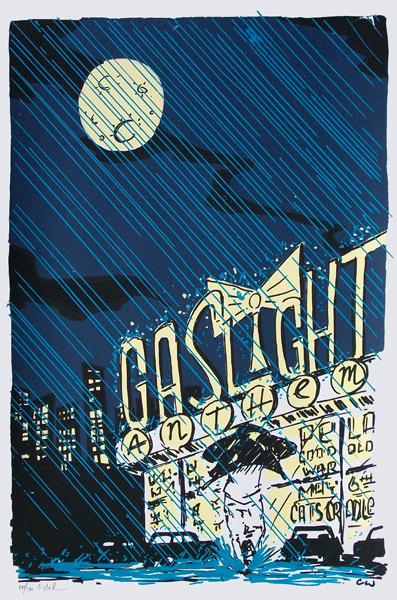 Gaslight Anthem Carrboro Nc 2009 On Storenvy