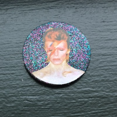 David bowie aladdin sane pin