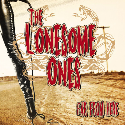 The lonesome ones - far from here (cd)