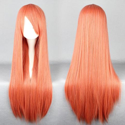 Pink And Orange Wig 58
