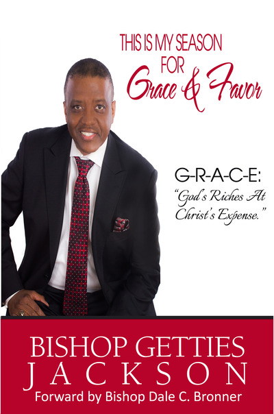 BOOK: This Is My Season For Grace and Favor (Softcover)