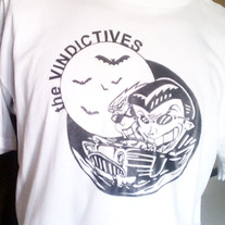 "THE VINDICTIVES ""Full Moon"" T-Shirt"