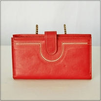 Red Fold Pocketbook