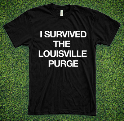I Survived the Louisville Purge T-Shirt