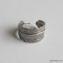 Feather Ring - Thumbnail 2