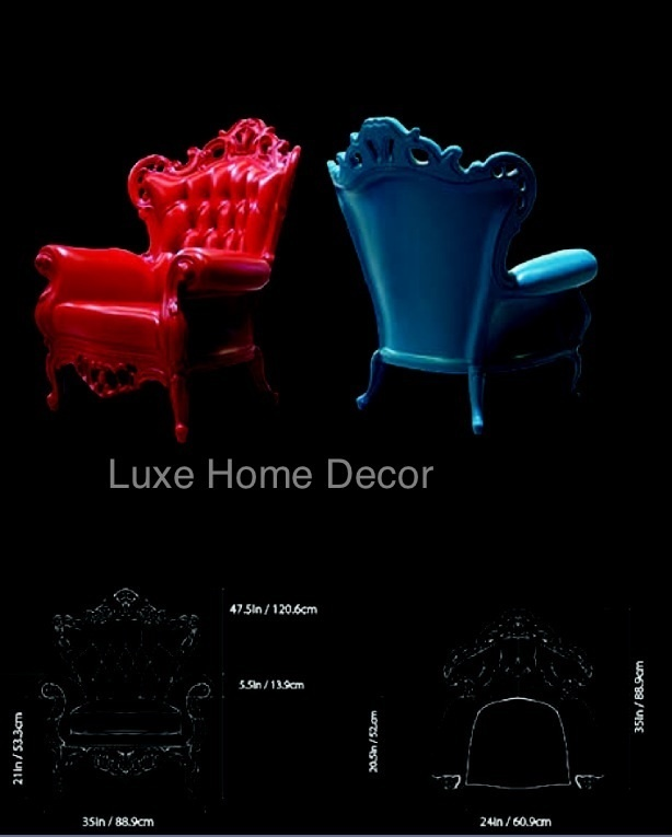 Excalibur Chair Luxe Home Decor Furnishings Online
