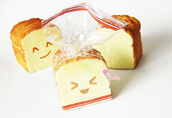 Squishy Roti : Breadou Roti Toast Squishy (Holder) -original ? Uber Tiny ? Online Store Powered by Storenvy