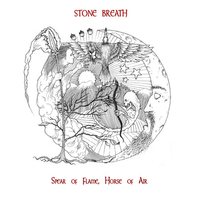 Myst010 | stone breath | spear of flame, horse of air | lp