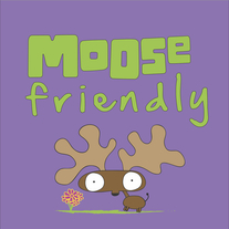 Moose Friendly Shirt(orchid)