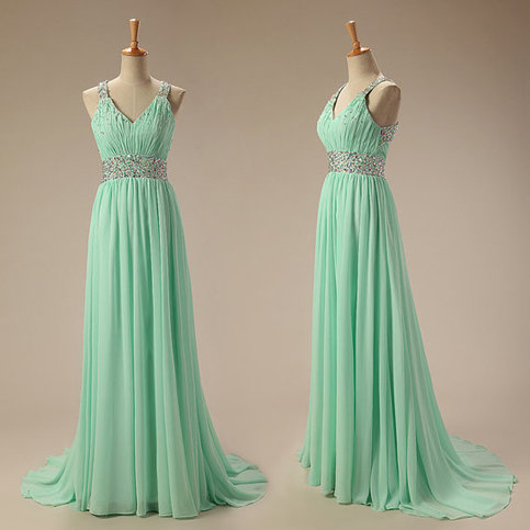 Mint bridesmaid dresses bridesmaids dresses mint green for Mint green wedding dress