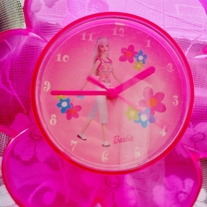 Barbie Clock