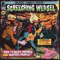 Screeching Weasel - How To Make Enemies And Irritate People LP (Colored Vinyl)