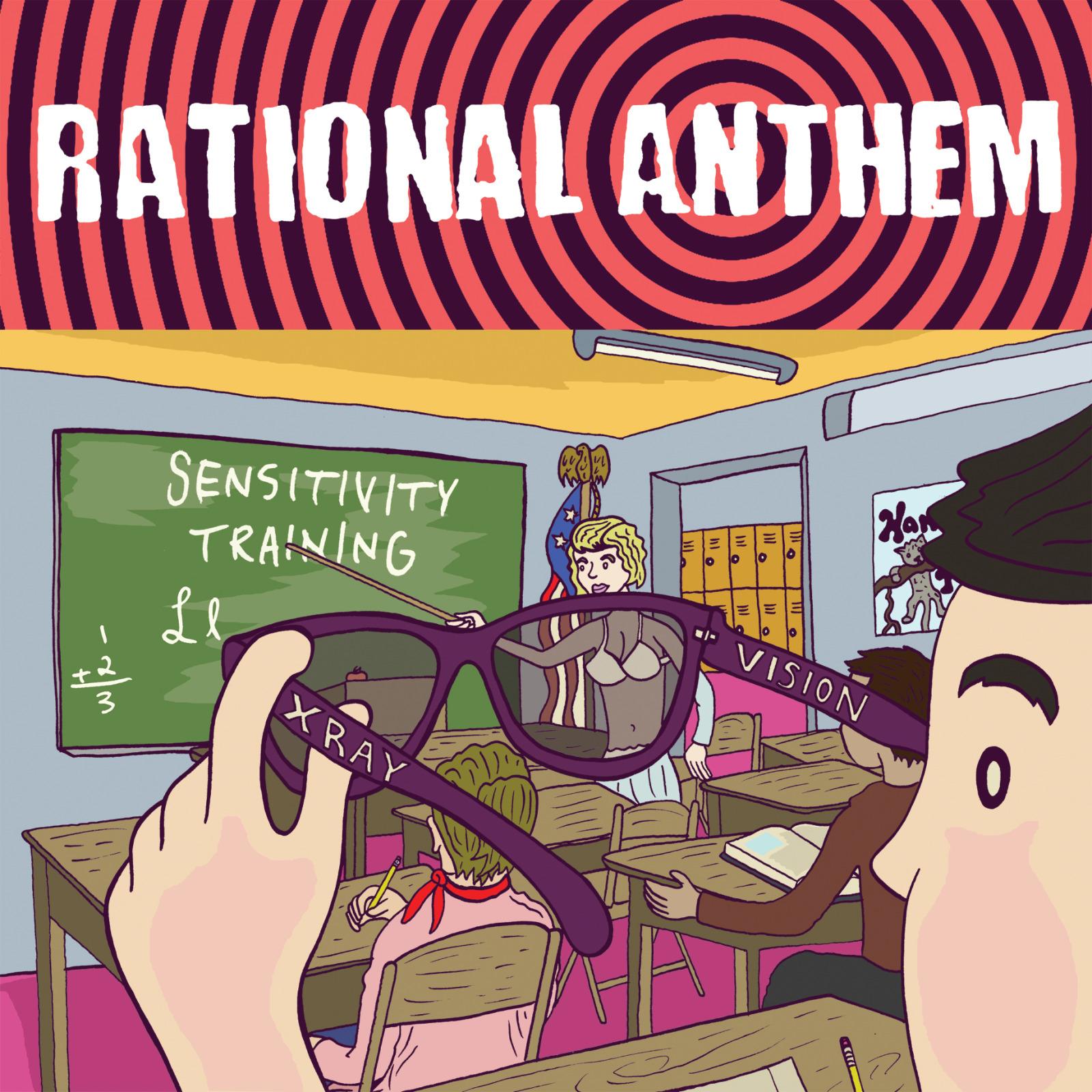 Bloated Kat Records   Rational Anthem - Sensitivity Training LP ...