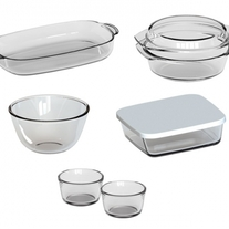 Simax 7 - Piece Casserole Set