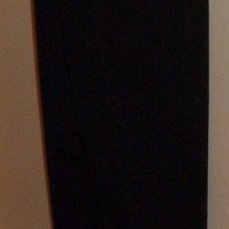 Black Pants-NEW-R.E.B.E.L Maternity Size 4