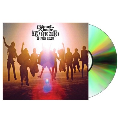 Edward sharpe - up from below, cd