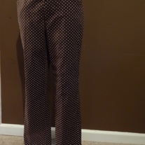 Polka Dot Pants Size 8