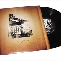 "J DILLA - THE LOST SCROLLS v.1 - 10"" VINYL"