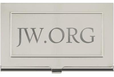 free shipping jworg engraved business card holder jehovahss witnesses - Engraved Business Card Holder