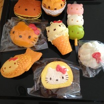 Hello Kitty Rement Squishies