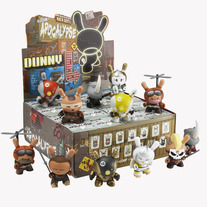 Post Apocalypse Dunny Series - Case of 16