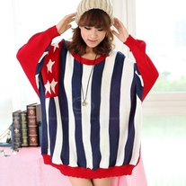 Jersey Bandera USA / USA Flag Sweater 2WH054